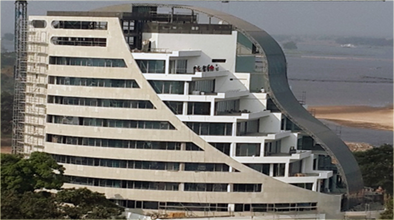 Immeuble ELBO EN REPUBLIQUE DU congo